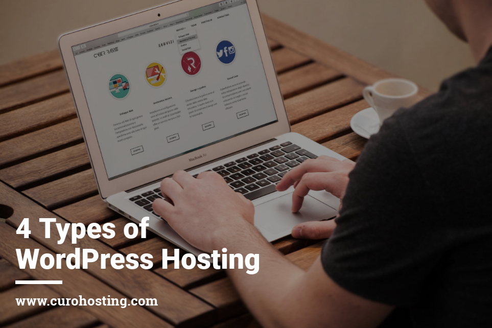 4 Types of WordPress Hosting