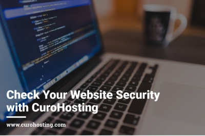 Check Your Website Security with CuroHosting