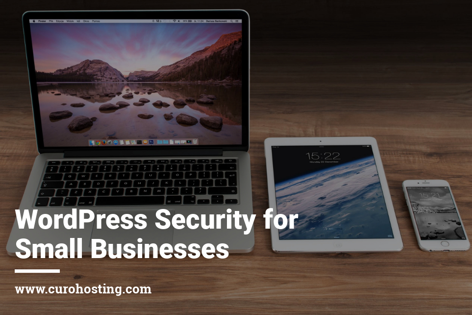 WordPress Security for Small Businesses