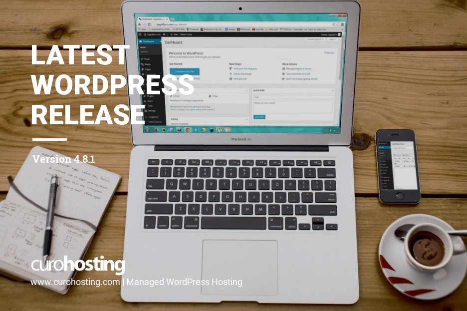 WordPress 4.8.1