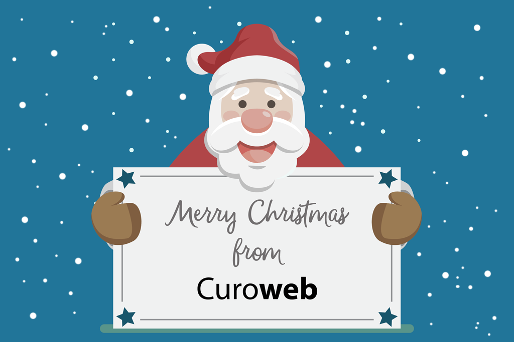 Merry Christmas from CuroWeb