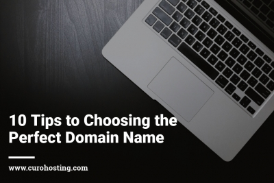 10 Tips to Choose the Perfect Domain Name