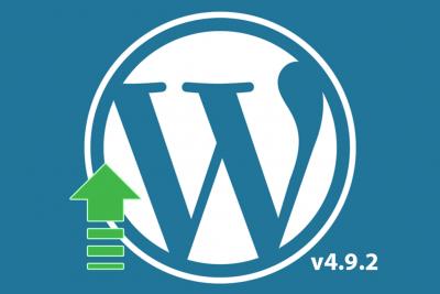 WordPress 4.9.2