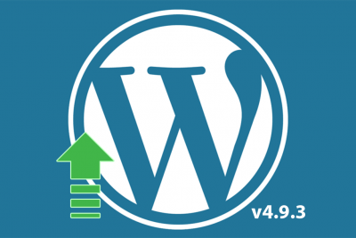 WordPress 4.9.3