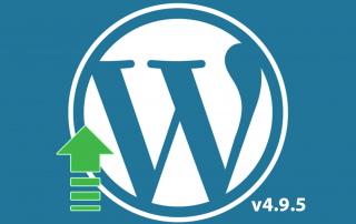 WordPress 4.9.5