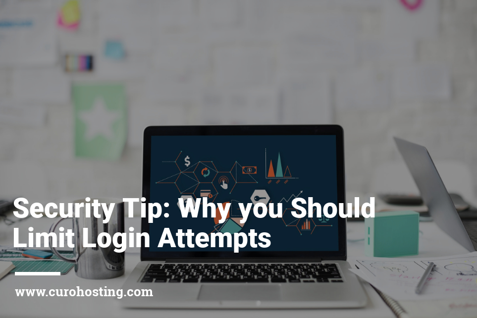 Why you Should Limit Login Attempts