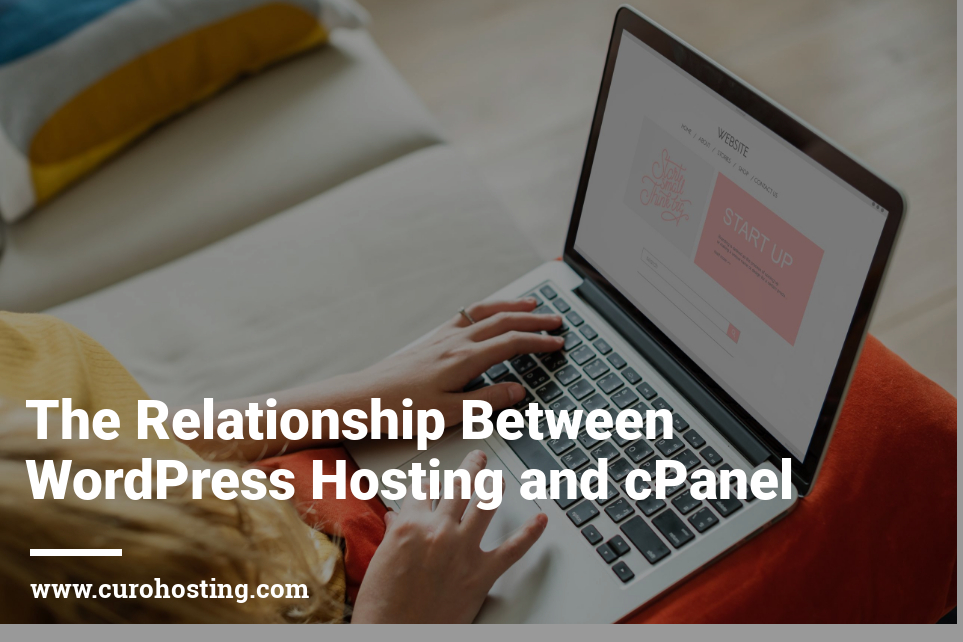 WordPress hosting and cPanel